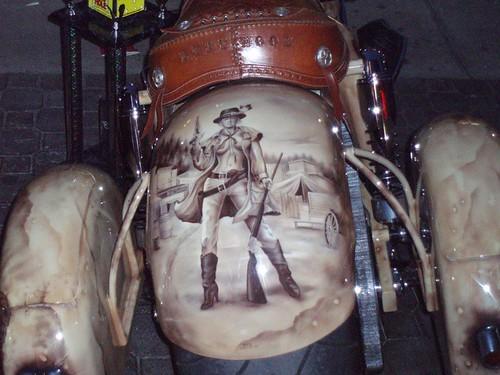 Deadwood bike