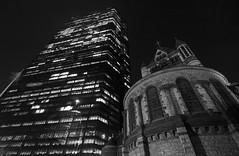 clash (richietown) Tags: longexposure building church topv111 boston architecture night skyscraper canon massachusetts stock trinity getty hancock 30d bostonist sigma1020mm blueribbonwinner richietown