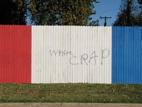 White Crap?