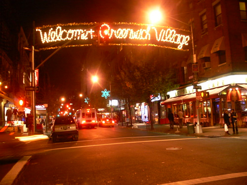 Welcome Greenwich Village