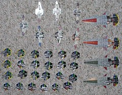 eamil4 (killswitch1974) Tags: miniatures starwars games scifi xwing vader collectible tcg wizkids darh pocketmodel