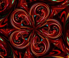 Christmas Lights II (Wendilove) Tags: christmas art digital kaleidoscope christmaslights kaleidoscopes smorgasboard platinumphoto kaleidoscopesonly wendilove wendymaddix
