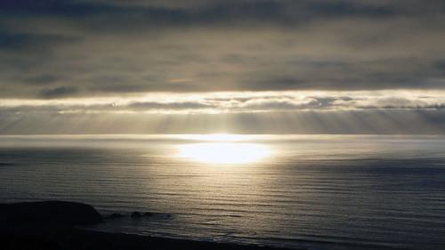 Sun Past Pacifica
