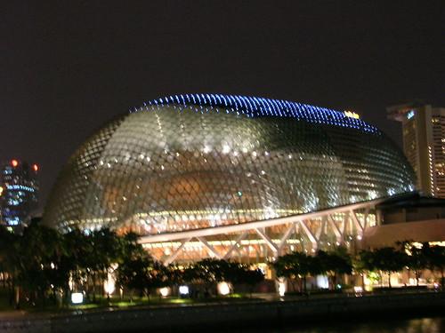 Esplanade, Singapore