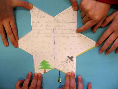 star with english poem2