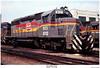 SCL SD40-2 8112 (Robert W. Thomson) Tags: railroad train diesel tennessee railway trains locomotive trainengine scl ln etowah seaboardcoastline emd sd402 sixaxle familylinessystem lousvilleandnashville