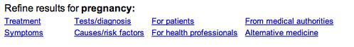 Google Health Refinement