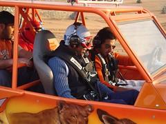 RRR driving sand car (ミαĹ7ãŶèŖ彡 ℜℜℜ) Tags: rrr sandcar