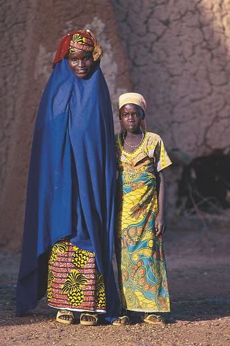 Mujeres de Benin
