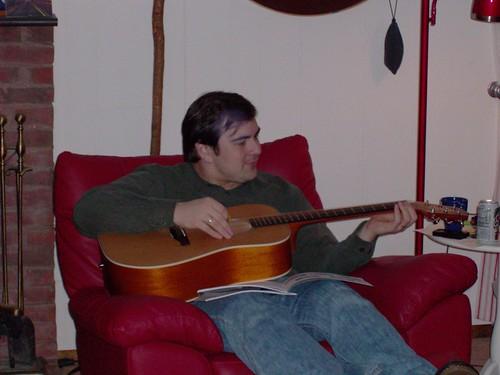 Kris&guitar