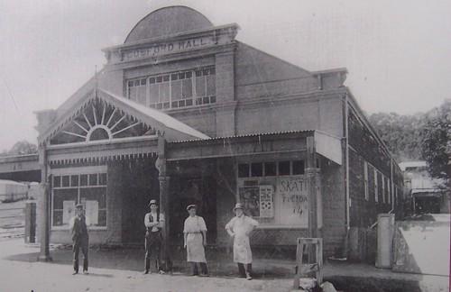 Gosford Hall 1911 Mann Street Gosford