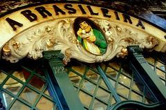 Café A Brasileira, do Chiado