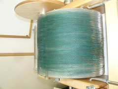 more drum carding (Nicpics) Tags: spinning blending nqs