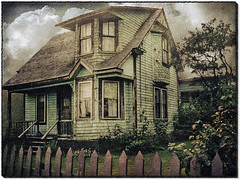 Ketchikan House (h_roach) Tags: alaska photoshop textures decayed ketchikan abigfave totalawesomeness a3b