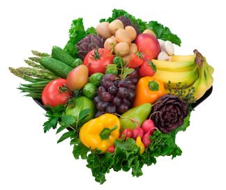 Healthy Fruits & Vegetables