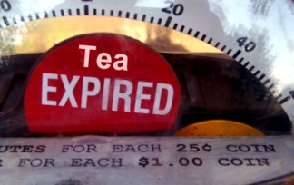 expired tea shelflife