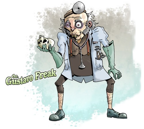 """Dr. Gustavo Freak • <a style=""""font-size:0.8em;"""" href=""""http://www.flickr.com/photos/8565265@N03/2317322424/"""" target=""""_blank"""">View on Flickr</a>"""