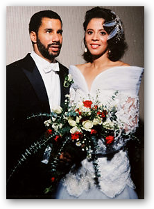 David and Michelle Paterson Married