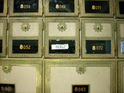 POST OFFICE 4838