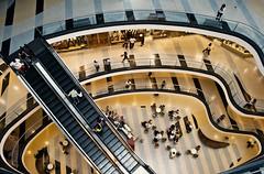 DEUS EX CAMERA (-Passenger-) Tags: architecture arquitectura colombia shoppingmall zenit oviedo medellín picado elpoblado vistacenital
