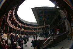 Globe theatre (simonprice) Tags: london fisheye globetheatre peleng