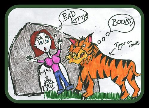 Doodle Animal 1