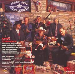 Jerry Jeff Walker - Christmas Gonzo Style (1994)