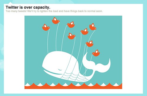 You Are Mere Plankton for a Whale of a Twitter
