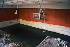 New Sport (Jason Knight lostlosangeles) Tags: new urban game abandoned basketball club hoop concrete for losangeles underwater c urbandecay health exploration urbex abbandono lostlosangeles