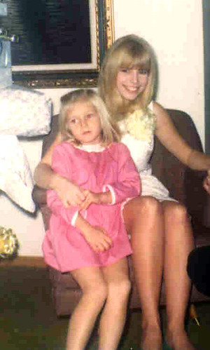 Lori and Rhonda 1967