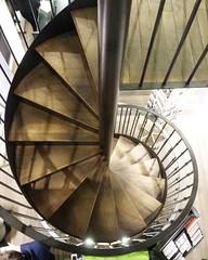 Colimaçon (Groume) Tags: paris escalier stairs spirale spiral librairie bookstore