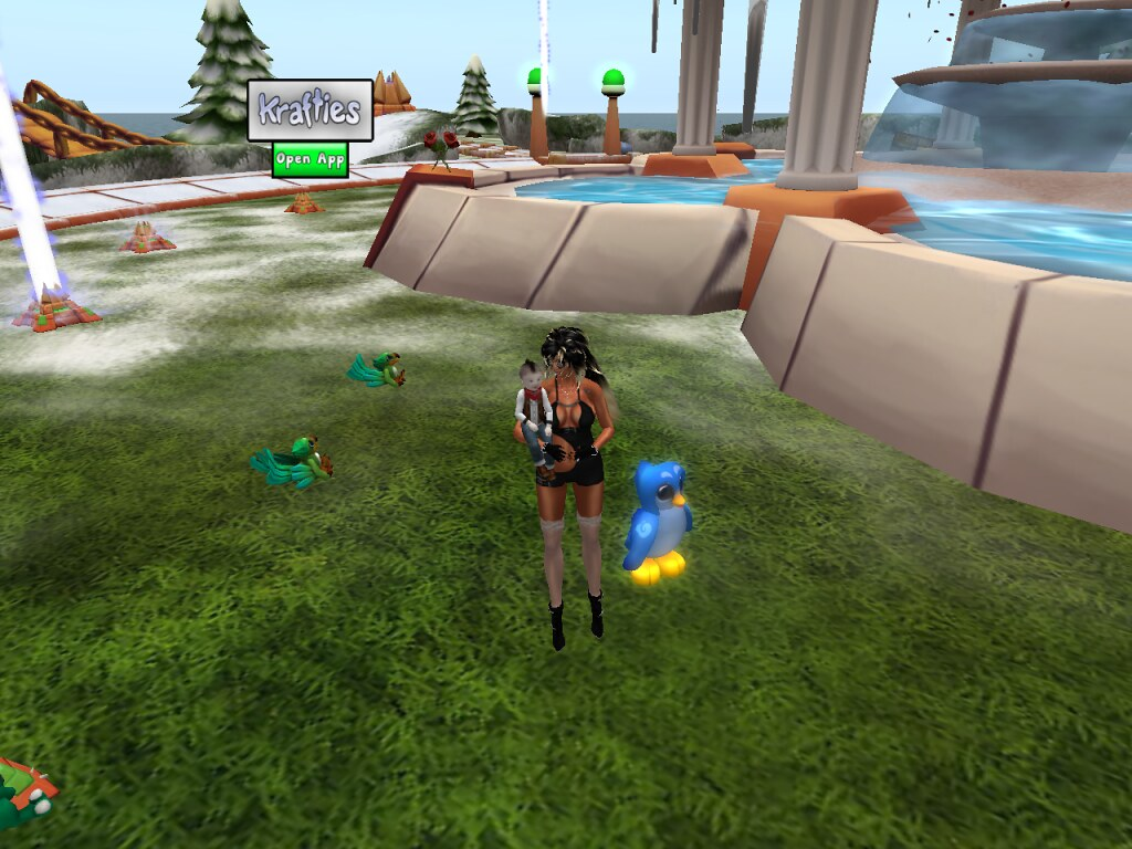 The World's newest photos of babies and secondlife:z=22