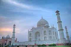 The Crown of India (Rahul N) Tags: india history love architecture antique taj tajmahal agra marble hdr 18mm northindia mughals mumtaj rebelxti