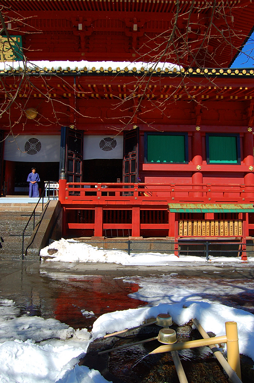 _snow_melting_Nikko_