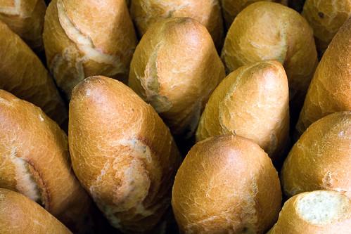 Real food - fresh bread