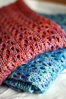 Pine Forest Baby Blanket pattern by Ingrid Aartun Bøe