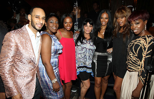 swizz beatz and friends