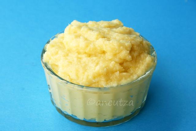 ricetta con foto crema pasticcera al cocco