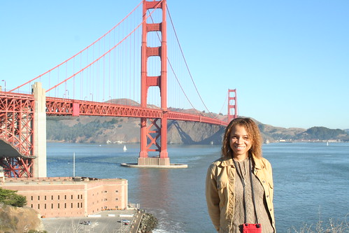 Golden Gate Bridge & Me!