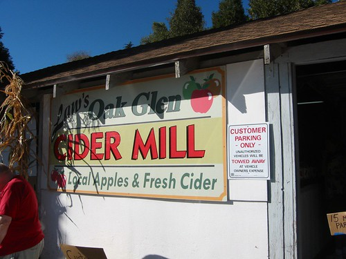 Law's Cider Mill, courtesy of Holly T