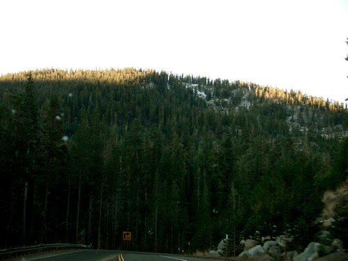 leaving lake tahoe