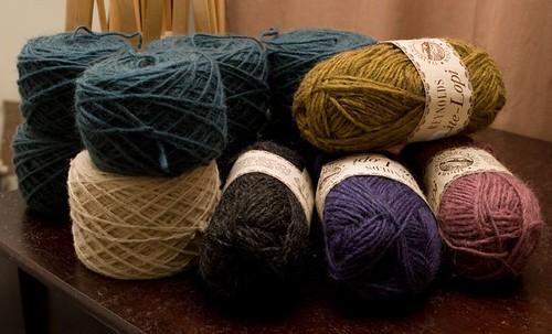 Yarn for