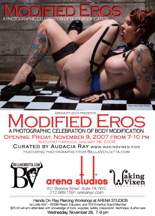 Erotic body modification stories
