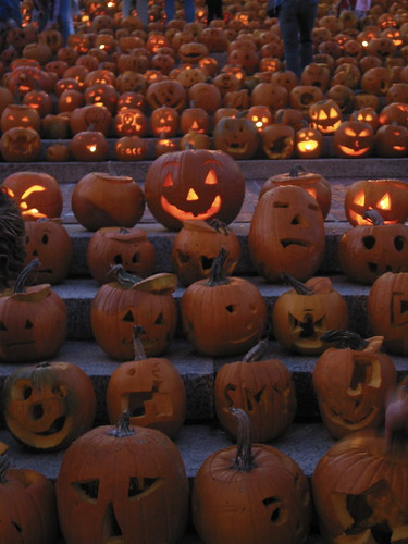 Pumpkin festival in Boston