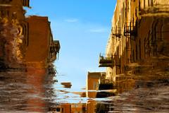 Olde Time (briankosena) Tags: street reflection buildings alley denver shiningstar lodo platinumphoto anawesomeshot platinumphotography shotthatshakes