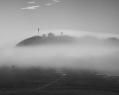 the fog (Seattle rainscreen) Tags: california lighthouse fog landscape coast pacific bigsur pch highway1 pacificocean pointsur naturesfinest