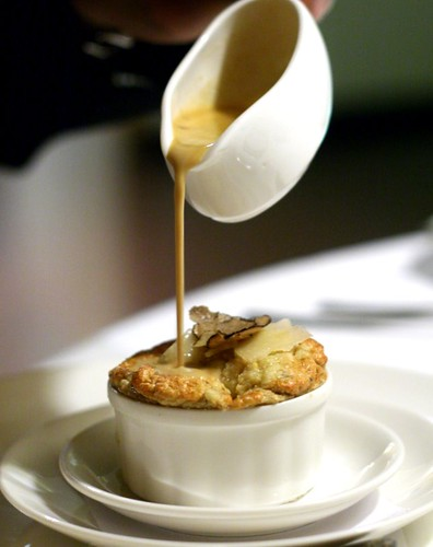 truffle souffle