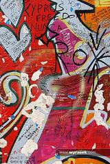 Berlin wall graffiti (wprasek) Tags: pink red color colour berlin art public wall germany de rebel graffiti paint decay grunge dirty retro crime berlinwall ugly vandalism potsdamerplatz rough assignment4 berlinbrandenburg folioart warrenprasek sharedurbanspace xoodu wprasek wwwxooducom wwwwprasekcom