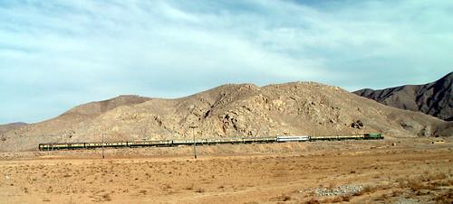 Baluchistan Express.
