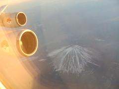 ポケモンジェットと富士山
